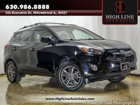 2014_Hyundai_Tucson_Limited_ Willowbrook IL