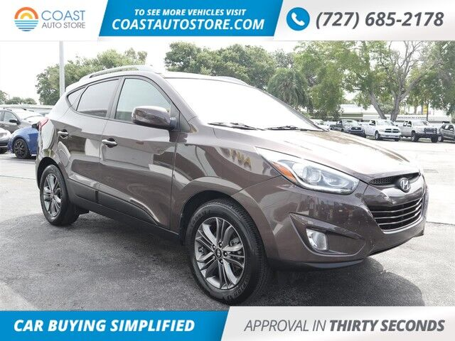 2014 Hyundai Tucson SE- Leather