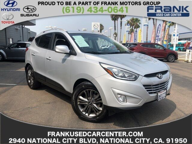 2014 Hyundai Tucson SE National City CA