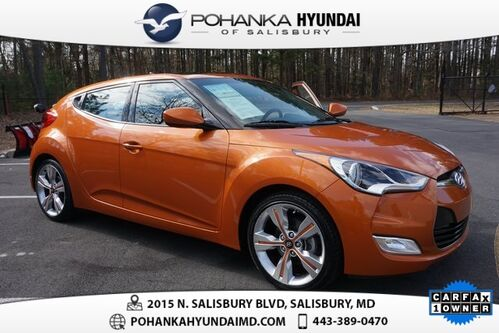 2014_Hyundai_Veloster_Base ONE OWNER, LOCAL TRADE_ Salisbury MD