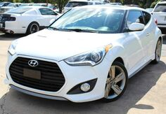 2014_Hyundai_Veloster_Turbo - w/ BACK UP CAMERA & LEATHER SEATS_ Lilburn GA