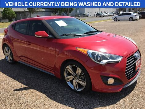 2014_Hyundai_Veloster_Turbo_ Harlingen TX
