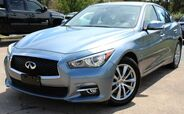2014 INFINITI Q50 ** ALL WHEEL DRIVE ** - w/ NAVIGATION & LEATHER SEATS
