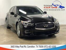 2014_INFINITI_Q50_LEATHER SEATS REAR CAMERA KEYLESS START BLUETOOTH DUAL POWER SEATS_ Carrollton TX