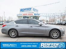 2014_INFINITI_Q50_Premium AWD, Sunroof, Nav, Heated Leather, Backup Camera_ Calgary AB