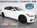 2014 INFINITI Q50 Premium *NAVIGATION, BACKUP-CAMERA, TOUCH SCREEN, MOONROOF, HEATED SEATS, BOSE AUDIO, BLUETOOTH PHONE & AUDIO