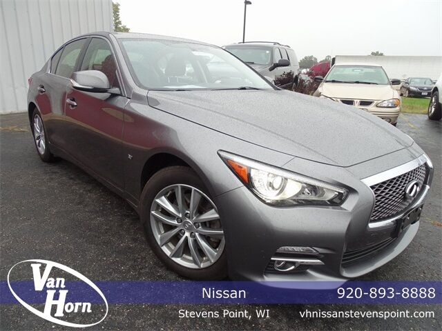 2014 Infiniti Q50 Premium Stevens Point Wi 26211320 Remote Starter Plymouth