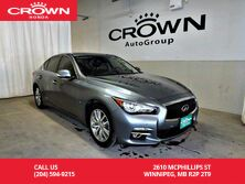 2014 INFINITI Q50 Sport/***24th ANNUAL VICTORIA DAY SALE***/low kms/all wheel drive/2-way remote starter/back up camera/ navigation