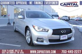 2014_INFINITI_Q50_Sport AWD_ Chantilly VA