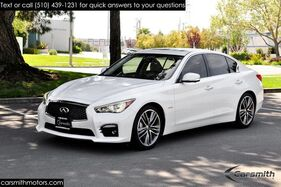 2014_INFINITI_Q50S Sport Hybrid_LOW MILES! $5,000 Deluxe Tech Package & CPO Certified!_ Fremont CA