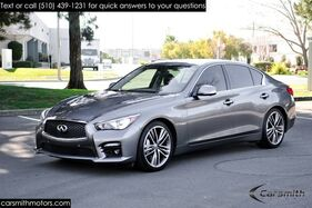 2014_INFINITI_Q50S Sport Hybrid_RARE: Technology, Deluxe Touring, Sport & CPO Certified!_ Fremont CA