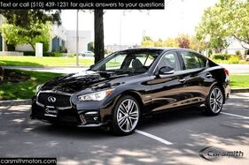 2014_INFINITI_Q50S Sport Hybrid_WOW-RARE! All-Wheel-Drive, Navigation & CPO Certified!_ Fremont CA