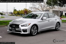 2014_INFINITI_Q50S Sport_LOADED! Deluxe Touring, Technology & CPO Certified!_ Fremont CA