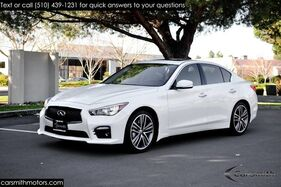 2014_INFINITI_Q50S Sport_Wow! Zero-to-60 in 5.2 Seconds & CPO Certified 100k!_ Fremont CA
