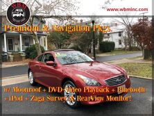 INFINITI Q60 AWD w/ Premium Package 2014