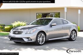 2014_INFINITI_Q60S Sport Coupe_RARE 6MT 6-Speed with Navigation and LOW MILES!_ Fremont CA
