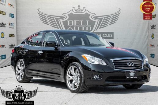 2014 INFINITI Q70 PREMIUM DELUXE TOURING NAVIGATION LEATHER SUNROOF BACKUP CAMERA Toronto ON