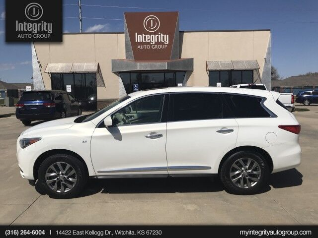 2014 INFINITI QX60  Wichita KS