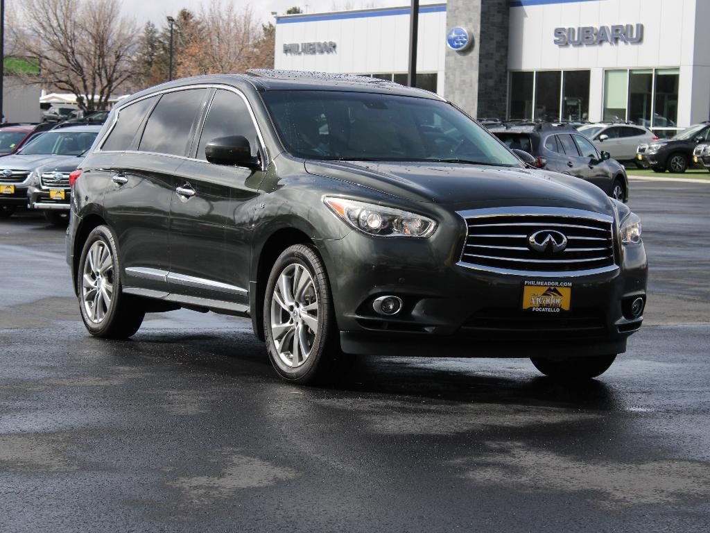 2014 INFINITI QX60 AWD Pocatello ID
