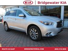 2014_INFINITI_QX60_AWD, Premium & Premium Plus Pkg, Navigation, Rear-View Camera, Bluetooth Technology, Bose Premium Sound System, Heated Leather Seats, 3RD Row Seats, Power Sunroof, 18-Inch Alloy Wheels,_ Bridgewater NJ