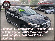 INFINITI QX60 AWD w/ Premium Plus Package 2014