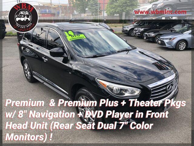 2014 INFINITI QX60 AWD w/ Premium Plus Package Arlington VA
