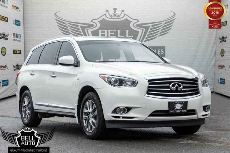 2014 INFINITI QX60 BACK UP CAMERA SUNROOF BLUETOOTH CONNECTIVITY Toronto ON