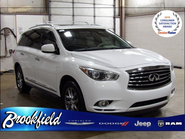 2014 INFINITI QX60 Base Benton Harbor MI