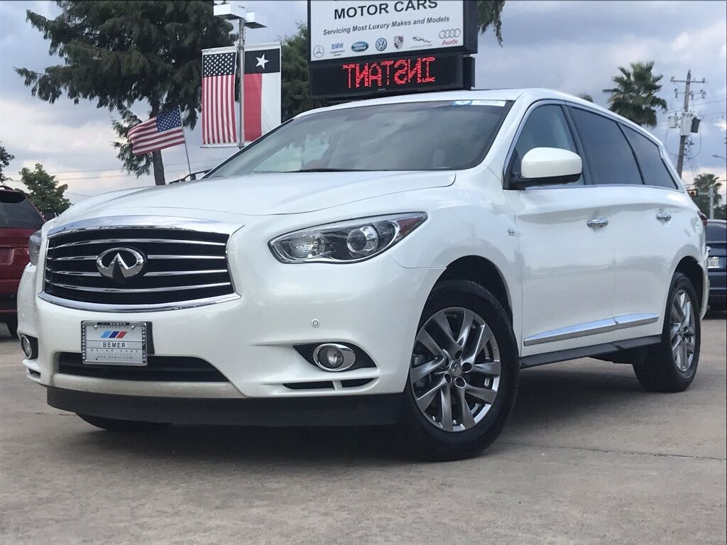 2014_INFINITI_QX60_Base_ Houston TX