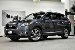 INFINITI QX60 Deluxe Touring with Technology Package 2014