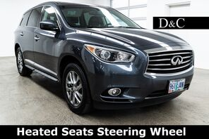 2014_INFINITI_QX60_Heated Seats Steering Wheel_ Portland OR