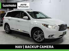 2014_INFINITI_QX60_Hybrid AWD 3rd Row Rear DVD Entertainment_ Portland OR