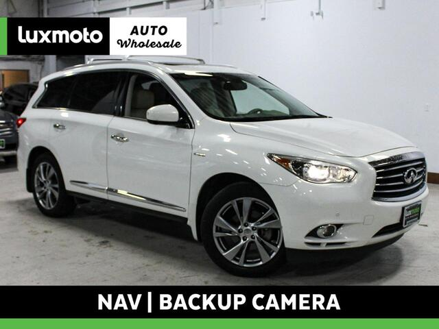2014 INFINITI QX60 Hybrid AWD 3rd Row Rear DVD Entertainment Portland OR