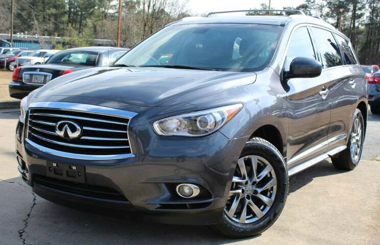 2014 INFINITI QX60 w/ NAVIGATION & LEATHER SEATS Lilburn GA
