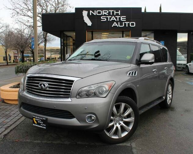 2014_INFINITI_QX80__ Walnut Creek CA
