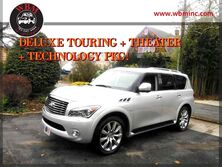 INFINITI QX80 4WD w/ Deluxe Technology Pkg 2014