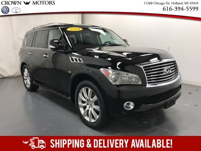 2014 INFINITI QX80 Base Holland MI