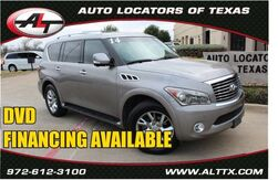 2014_INFINITI_QX80 with DVD__ Plano TX