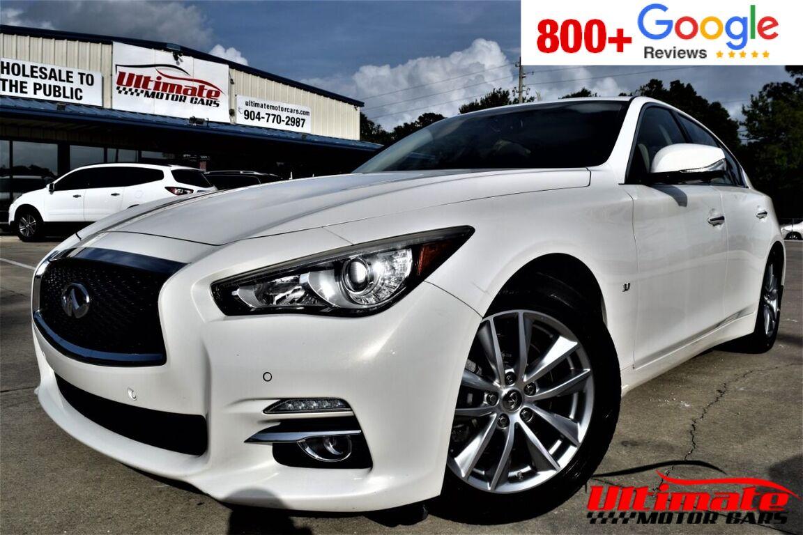 2014 Infiniti Q50 Premium 4dr Sedan Saint Augustine FL
