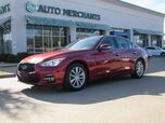 2014 Infiniti Q50 Premium AWD NAV, SUNROOF, HTD STS, LEATHER, BACKUP CAM, SAT RADIO, BLUETOOTH, PUSH BUTTON START