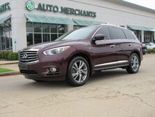 Infiniti QX60 Base AWD NAV, HTD/COOLED STS, 360 DEG CAM, PWR LIFT, BLUETOOTH, PUSH BUTTON, SAT RADIO, 3RD ROW 2014