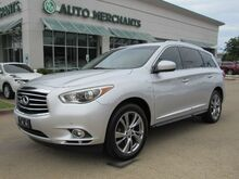2014_Infiniti_QX60_FWD**Sunroof, Leather, 3rd Row Seat, Back-Up Camera, Bluetooth Connection_ Plano TX