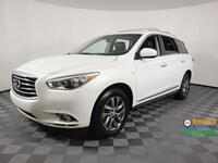 2014 Infiniti QX60 w/ Navigation & Theatre Package