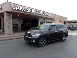 2014_Infiniti_QX80_4WD_ Colorado Springs CO
