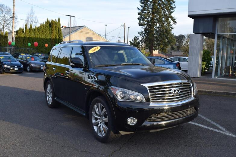 2014 Infinity QX80  McMinnville OR