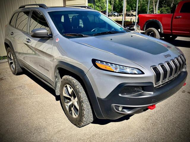2014_JEEP_CHEROKEE 4X4_TRAILHAWK_ Bridgeport WV