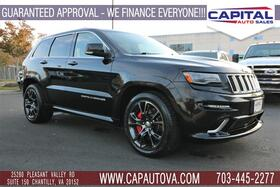 2014_JEEP_GRAND CHEROKEE_SRT8_ Chantilly VA