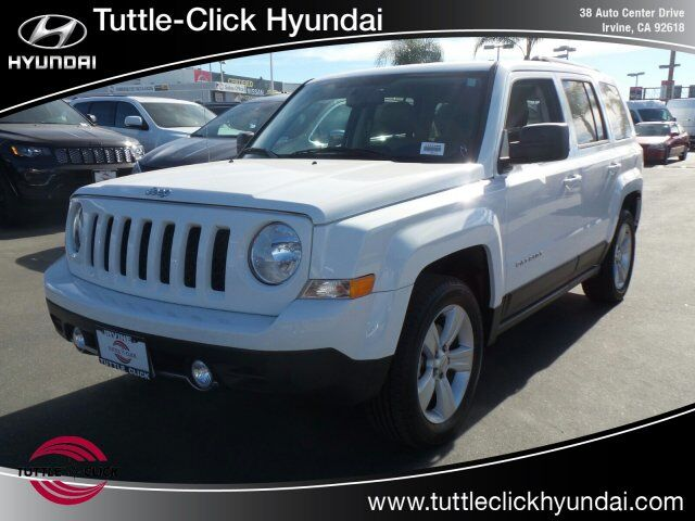 2014 JEEP PATRIOT LIMITED Irvine CA