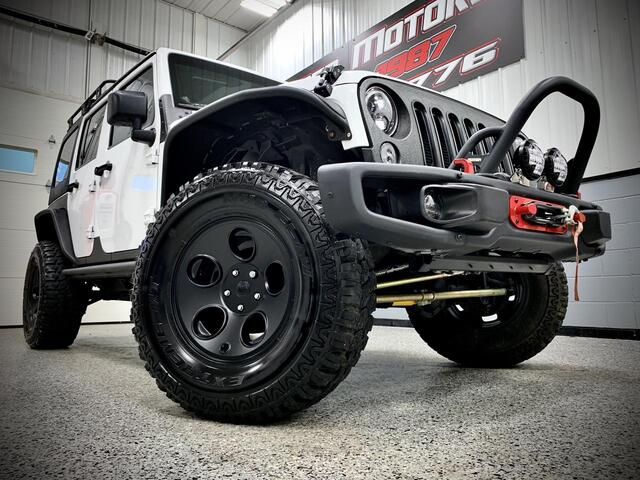2014_JEEP_WRANGLER UNLIMITED 4X4_RUBICON X_ Bridgeport WV