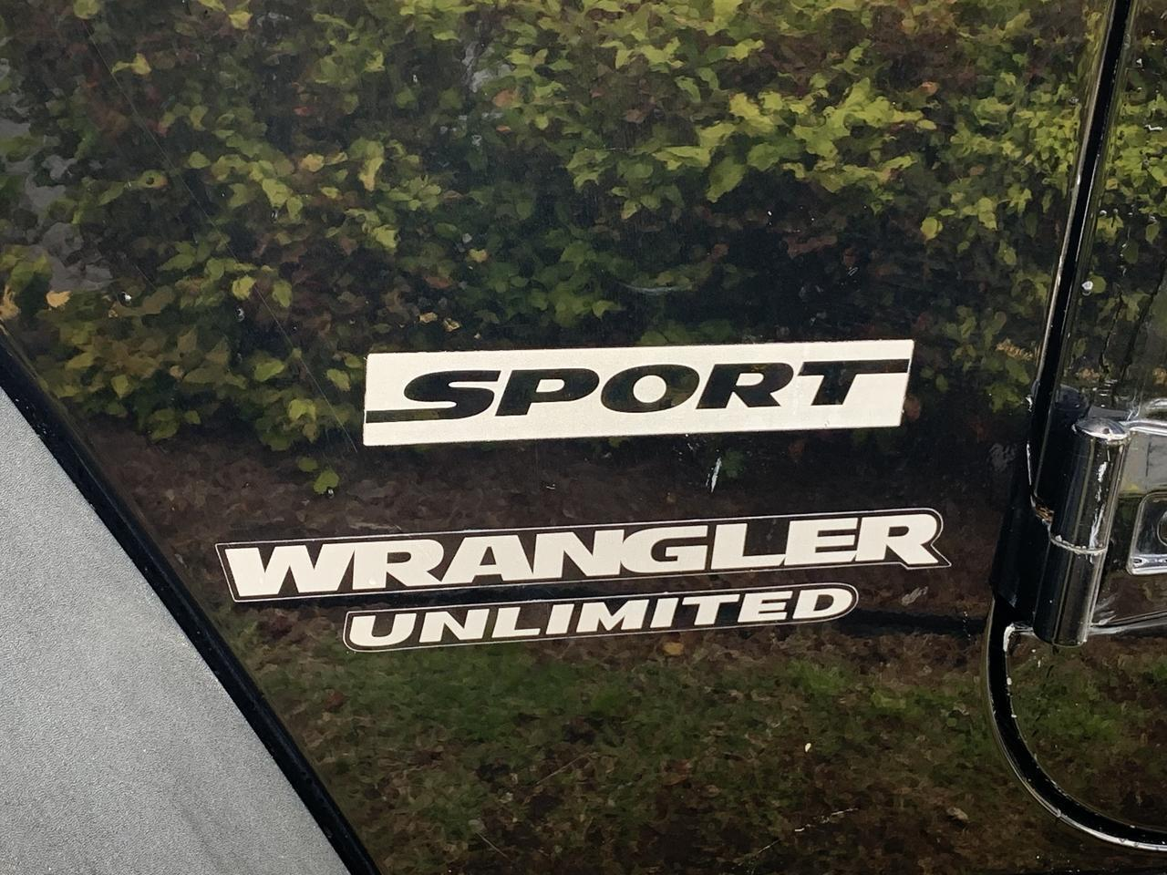 2014 JEEP WRANGLER UNLIMITED SPORT 4X4, WARRANTY, A/C, CRUISE CONTROL, BRUSH GUARD, SOFT TOP! Norfolk VA